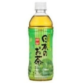 POM(ポン) 日本のお茶(緑茶) 500ml PET×24本