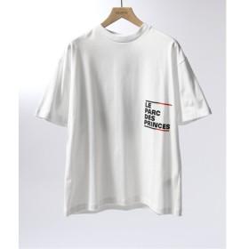[マルイ] メンズTシャツ(Paris Saint-Germain TOKYO / パリサンジェルマン Parc des prince Tsh)/エディフィス(EDIFICE)