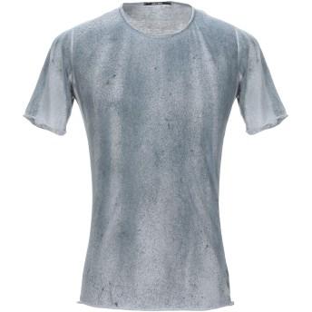 《期間限定セール開催中!》LUMEN ET UMBRA メンズ T シャツ ディープジェード 44 コットン 100%