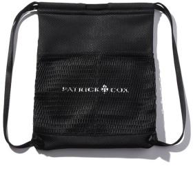パトリックコックス(バッグ&ウォレット) ネイプレン ナップサック メンズ ブラック F 【PATRICK COX】