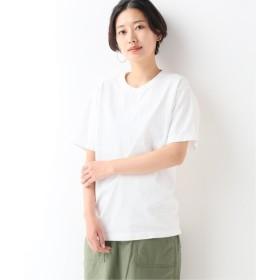 JOURNAL STANDARD relume 【LA APPAREL / ロサンゼルスアパレル】8.5oz ShortSleeve Binding GDT:Tシャツ ホワイト A L