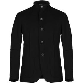 《期間限定 セール開催中》YOON メンズ テーラードジャケット ブラック 48 コットン 97% / ポリウレタン 3%