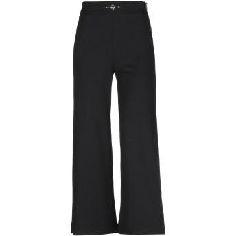 《セール開催中》HIGH by CLAIRE CAMPBELL レディース パンツ ブラック 38 ポリエステル 95% / ポリウレタン 5%