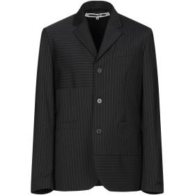 《期間限定 セール開催中》McQ Alexander McQueen メンズ テーラードジャケット ブラック 48 ポリエステル 54% / ウール 44% / ポリウレタン 2%