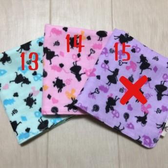 15番完売◆少し大きめ 4重ガーゼハンカチ◆アリス、女の子、入園入学