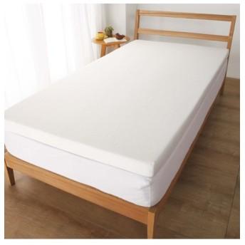 厚みが選べる高反発マットレストッパー(洗えるカバー) 折りたたみマットレス・ベッドマット