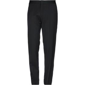 《期間限定 セール開催中》VERSACE メンズ パンツ ブラック 52 バージンウール 100% / ポリエステル