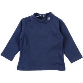 《セール開催中》BYBLOS ガールズ 0-24 ヶ月 T シャツ ダークブルー 6 コットン 95% / ポリウレタン 5%