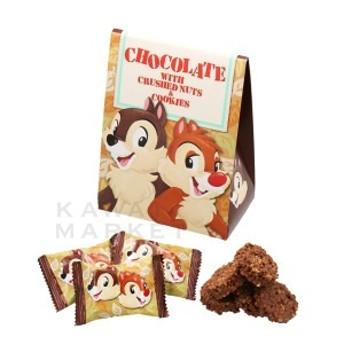 東京ディズニーリゾート チョコレート(クラッシュナッツ&クッキー入り) ディズニーリゾート限定グッズ