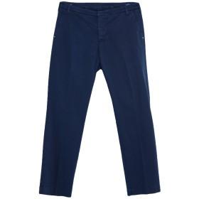《期間限定セール開催中!》ENTRE AMIS メンズ パンツ ブルー 44 コットン 97% / ポリウレタン 3%