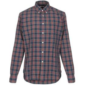 《セール開催中》RED FLEECE by BROOKS BROTHERS メンズ シャツ ダークブルー L コットン 100%