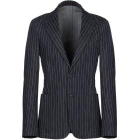 《期間限定 セール開催中》TRUSSARDI JEANS メンズ テーラードジャケット ブルー 48 バージンウール 100%