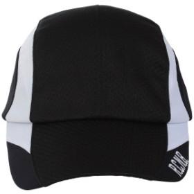 【セール】 ナンバー ランニング キャップ メッシュキャップ NB-Y18-302-128 メンズ FREE ブラック/ホワイト