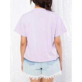 カットソー - CECIL McBEE 【WEB限定】AilandlimitedリボンTシャツ