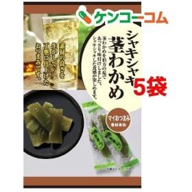 シャキシャキ茎わかめ ( 28g5袋セット )