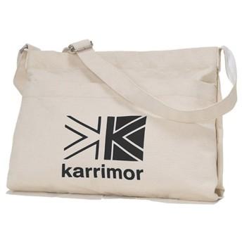 カリマー karrimor コットンショルダー cotton shoulder カジュアル バッグ ショルダーバッグ