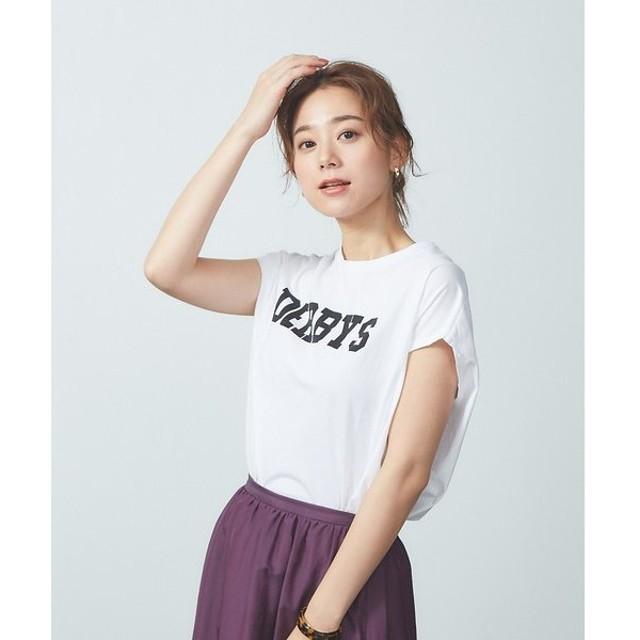 Rouge vif la cle / ルージュ・ヴィフ ラクレ 【別注】MICA&DEAL ロゴTシャツ