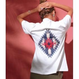 ANAP(アナップ)/オルテガ刺繍Tシャツ
