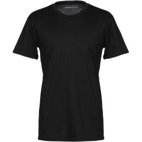 《期間限定 セール開催中》BOLONGARO TREVOR メンズ T シャツ ブラック M コットン 100%