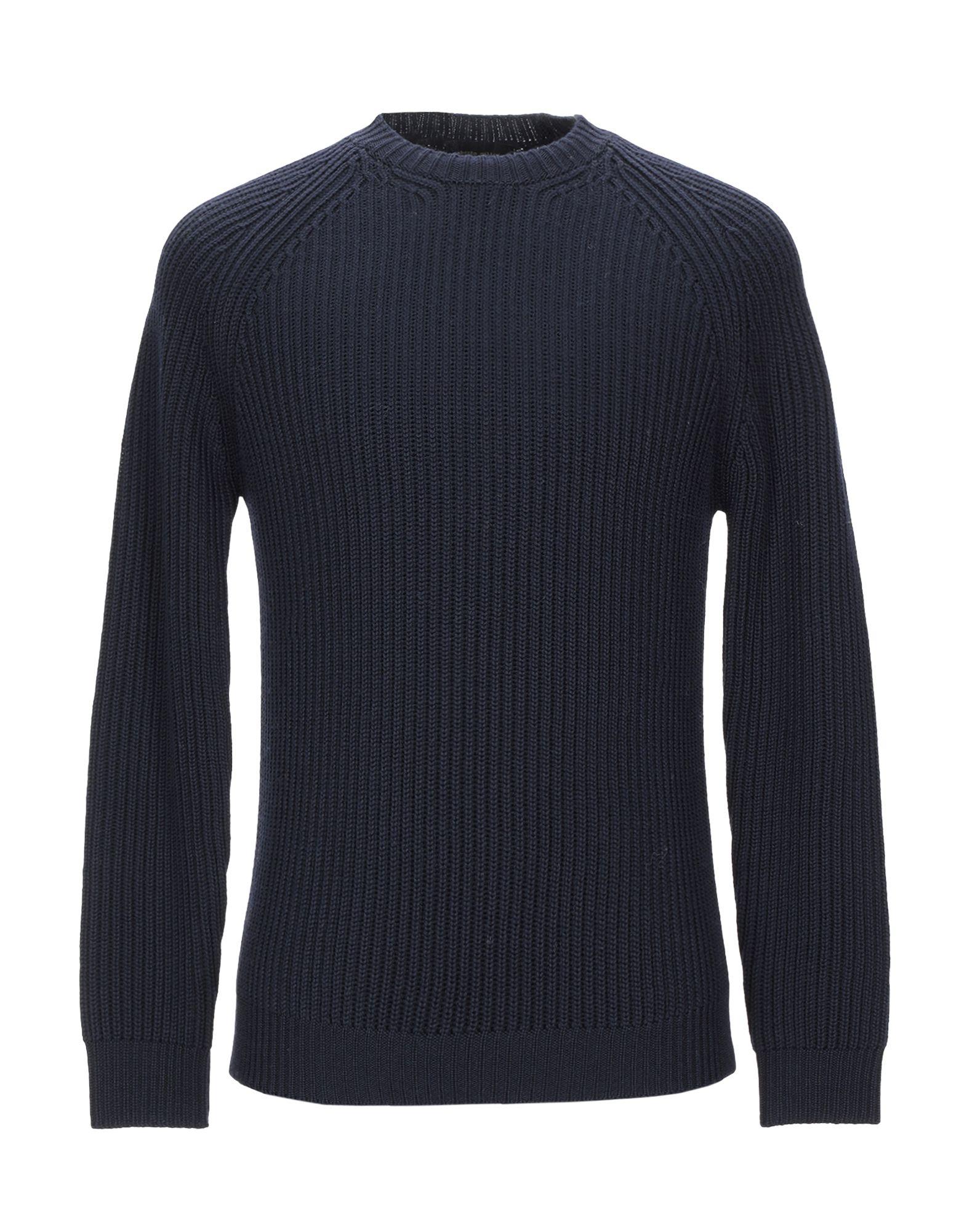 Qiangjinjiu Mens Sweaters Casual Pullover Crew Neck Long Sleeve Cable Knit Sweater Tops