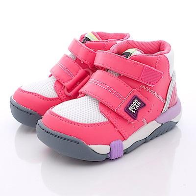 日本Carrot機能童鞋 正規矯正款 1404 粉 (中小童段) T1#17