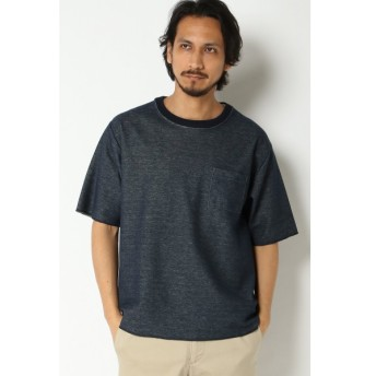 [マルイ]【セール】ダブルフェイスポケ付きクルーネックTシャツ/イッカ メンズ(ikka)