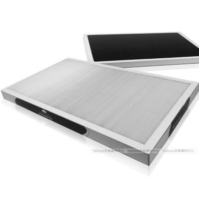 怡悅 HEPA靜電活性碳清淨機濾網 買3送1 適用:3M 超濾淨型-6/10坪