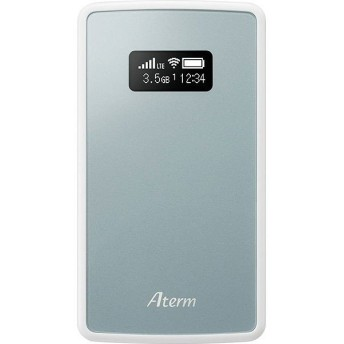 NECプラットフォームズ モバイルルーター Aterm LTEモバイルルータ PA-MP01LN-SW 1個