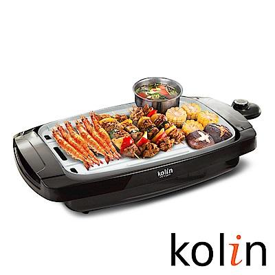 歌林Kolin 電熱式雙面電烤盤 KHL-A1201T