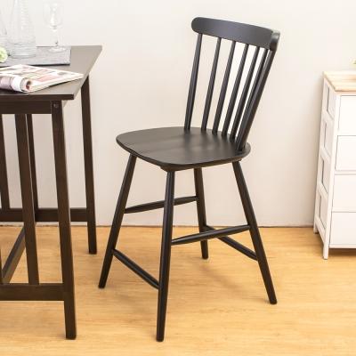 Boden 洛爾實木吧台椅