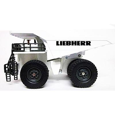 任選 SIKU 德國小汽車 合金車 LIBEBHERR 白色大砂石車 SU1807