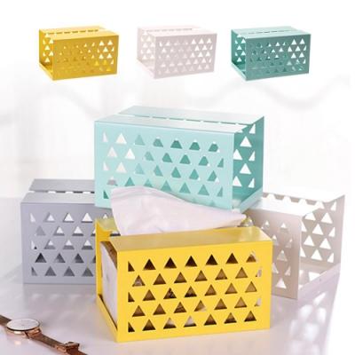 Conalife 北歐鐵製面紙盒(1入)