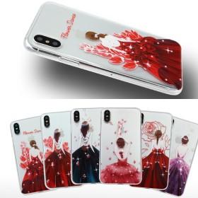 iPhone ケース アイフォン ケース アイホンカバー おしゃれ 可愛い カバー ブランド 薄い 透明 IPHONE7/8 IPHONE7/8PLUS GJ5618