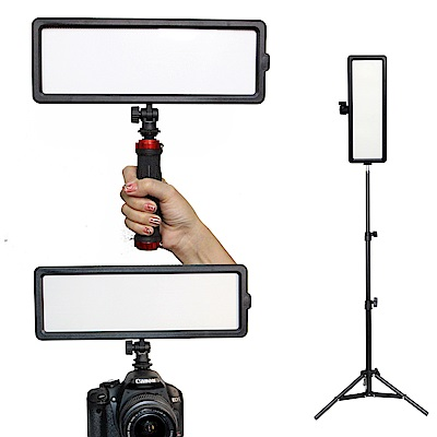 FOTGA  LED360D柔光平板攝影燈大全配