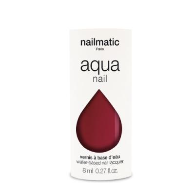 法國 Nailmatic 水系列經典指甲油 - Heather 覆盆子 - 8ml