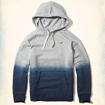 Hollister HCO 長袖 帽T 藍色 0510