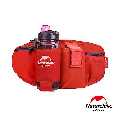 Naturehike 5L超輕透氣貼身水壺腰包 橘紅