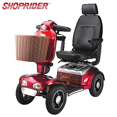 SHOPRIDER TE-889SLBF 必翔電動代步車 煞車升級款