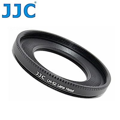 JJC 副廠Canon佳能ES-52遮光罩(金屬,52mm螺牙)適EF 40mm /2.8 EF-S 24mm f/2.8