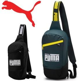 ボディバッグ ワンショルダー プーマ PUMA ソール クロスバッグ 7L スポーツバッグ メンズ レディース カジュアルバッグ 鞄 かばん/075441【取寄】