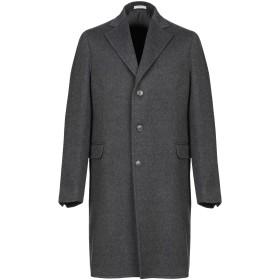 《セール開催中》BOGLIOLI メンズ コート 鉛色 50 バージンウール 100%