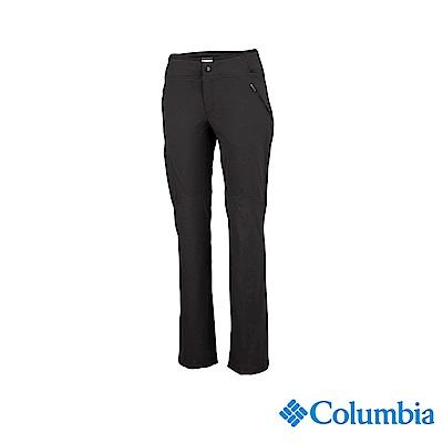 Columbia 哥倫比亞 女款-UPF50快排長褲-深灰 UAR80130DY