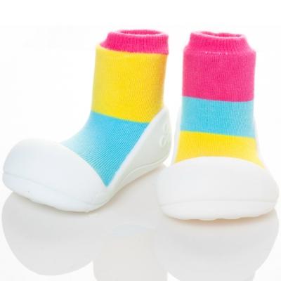 韓國Attipas 快樂學步鞋AT01-居家粉紅