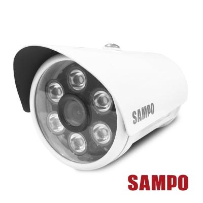 SAMPO 聲寶 6陣列式紅外線攝影機 VK-XC3528HS-B