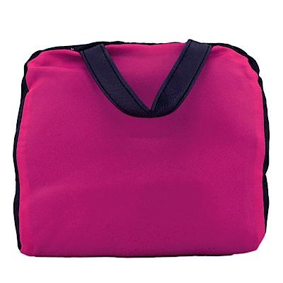 LANCOME蘭蔻 法式時尚摺疊旅行後背包
