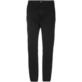 《期間限定セール開催中!》DANIELE ALESSANDRINI メンズ パンツ ブラック 38 コットン 98% / ポリウレタン 2%