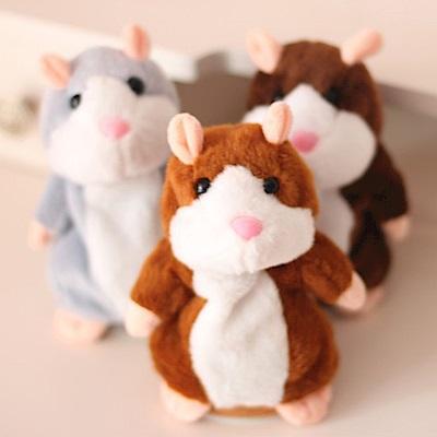 colorland 會說話倉鼠錄音老鼠 回聲玩偶兒童玩具