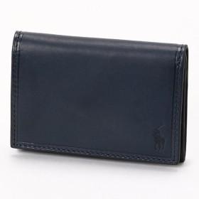 [マルイ] 名刺入れ/ポロ ラルフローレン(ウォレット)POLO RALPH LAUREN(men's wallet)
