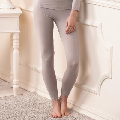 華歌爾 EKS SUPLI美容保暖M-LL發熱褲(知性褐)