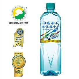 台鹽海洋鹼性離子水(1500ml) 每箱12瓶~宅配免運價429元_量多可議 供代購